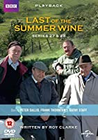 Last of the Summer Wine - The Complete Series 27 and 28