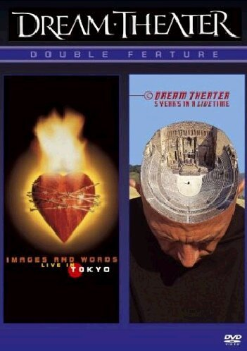 Dream Theater - Images and Words Live in Tokyo / 5 Years in a Live Time