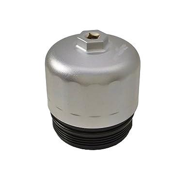 jahyshow llave de filtro de aceite para BMW Volvo 86 mm láser estilo filtro vivienda Caps