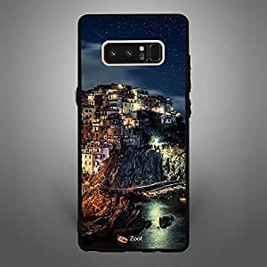 Samsung Galaxy Note 8 On the sea