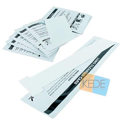 105912-913 Kit de limpieza 25pièces T-cartes de nettoyage ...