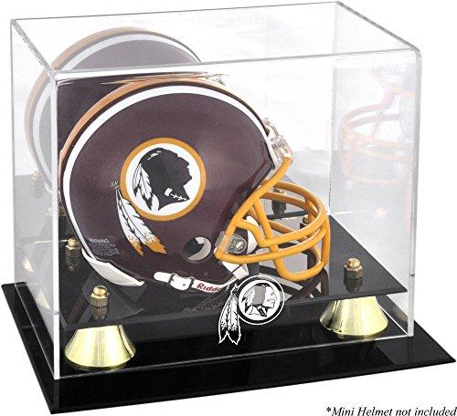 Mounted Memories Washington Redskins Mini Helmet Display Case