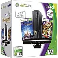 Microsoft S4G-00162 4GB Wifi Negro juego de PC - Videoconsolas (Xbox 360, 512 MB, DDR3, IBM PowerPC, Flash, 4 GB)