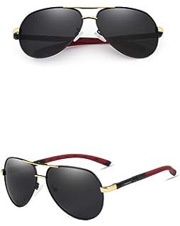 Amazon.com: Kingseven - Gafas de sol para hombre (ajustables ...