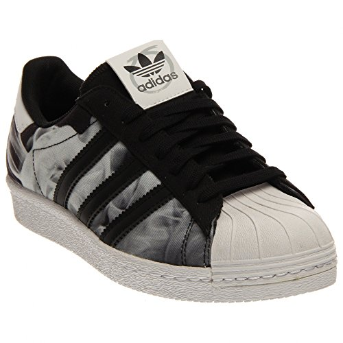 5780dc1bf63a5a Adidas Superstar 80 s Womens Basketball Shoes B26728 Core Black 6.5 M US -  Buy Online in UAE.