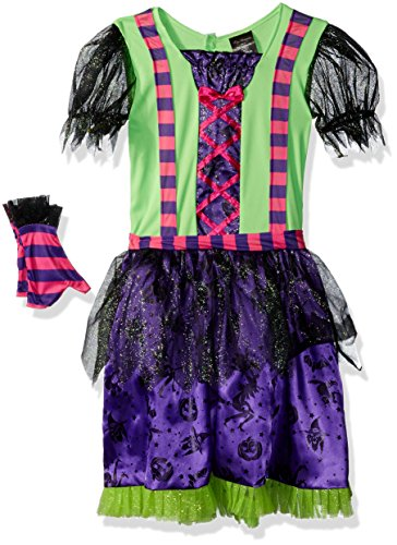 Leg Avenue Children's Black Cat Witch Costume