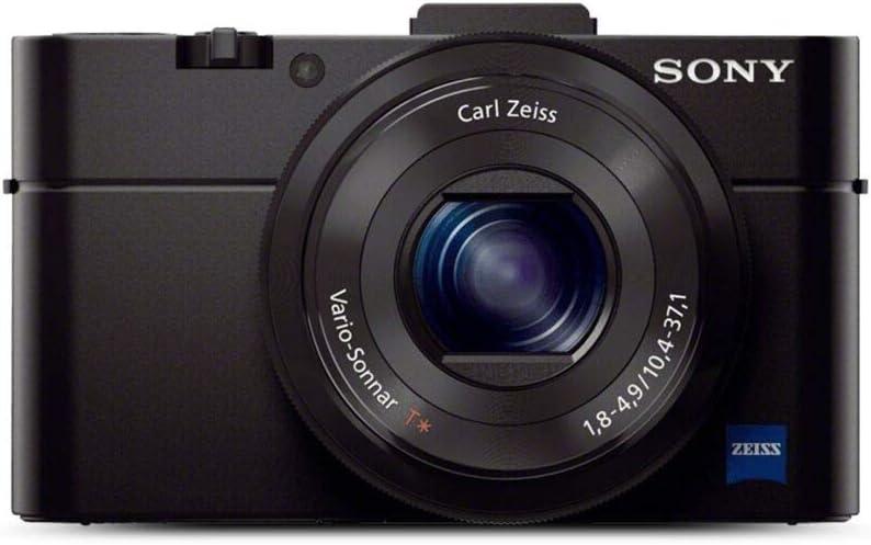 Sony Cyber-Shot DSC-RX100M2 - Cámara compacta de 20.2 MP (Pantalla de 3