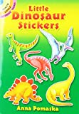 Little Dinosaur Stickers (Dover Little Activity Books Stickers)