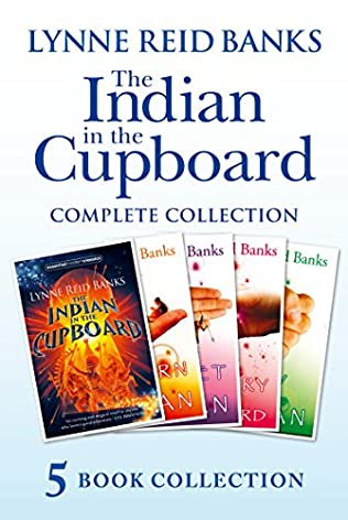 book cover of The Indian in the Cupboard Complete Collection