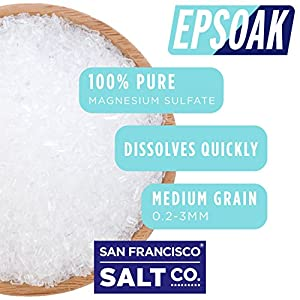 Best Epsom Salt For Bath