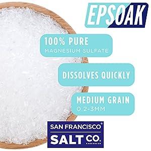 Best Epsom Salt For Bath