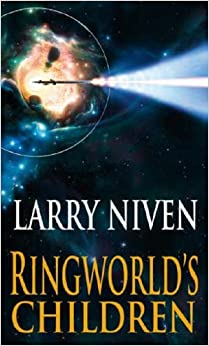 Book Ringworld's Children by Larry Niven (7-Apr-2005)