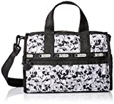 LeSportsac Women's Small Weekender, Mickey Loves Minnie