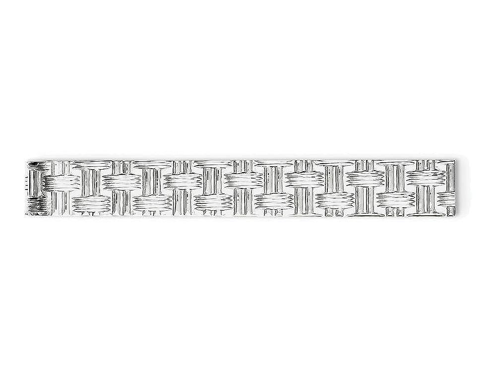 Finejewelers Sterling Silver Tie Bar