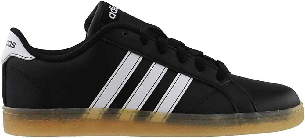 adidas - Ah2243 Unisex-Kinder Black/White/Gum