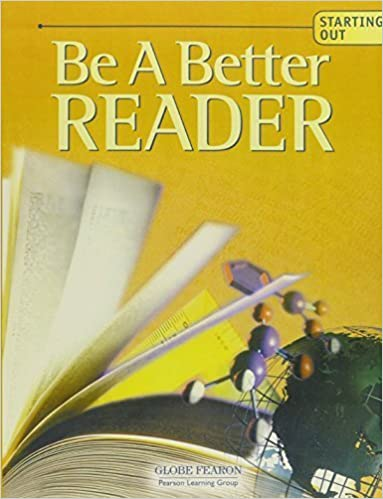Book GLOBE FEARON BE A BETTER READER LEVEL B STUDENT EDITION 2003C by GLOBE (2002-07-15)