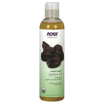 Now Foods orgánico aceite de jojoba, 4 oz