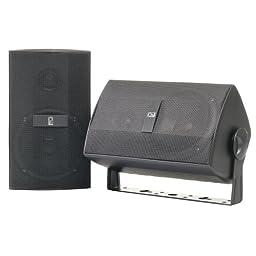 Poly-Planar MA3030G 4IN GREY BOX SPEAKER 1PR/BX