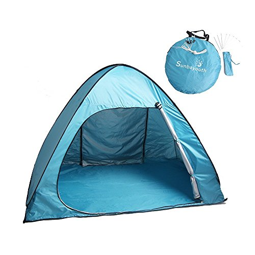 pop up tent sunba youth portable camping tents for 3