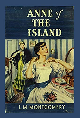 Anne Of The Island Ebook