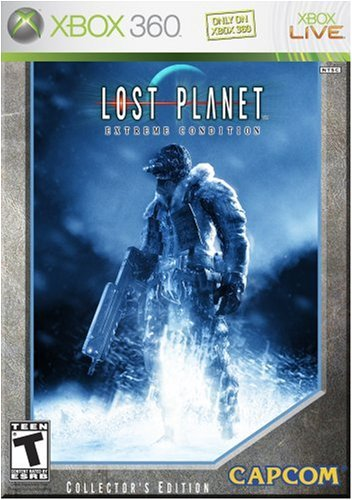 Lost Planet: Extreme Condition (Collector's - Store Usa Map Destiny