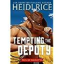Tempting the Deputy (Men of Marietta Book 1)