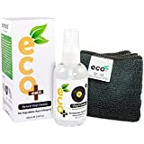 Ecomoist Vinyl Cleaner Kit 100ML with Fine Microfiber Towel , Made in the Uk. Green product.
