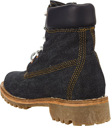 Boots 6in Classic Timberland Ltd Denim Fabric Unisex G7r Adults' IqSnOx7Pw0
