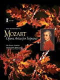 Mozart Arias for Soprano, , 1596155167