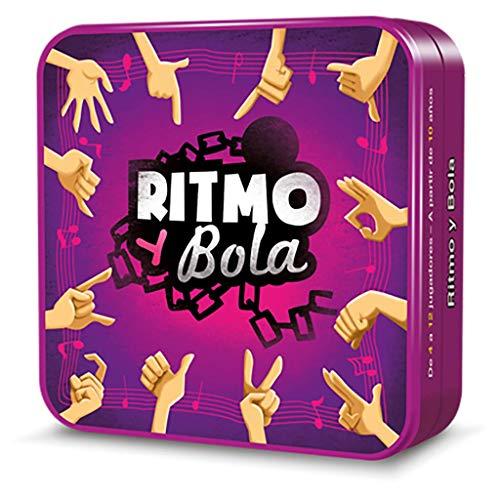 Cocktail Games- Ritmo y Bola - espanol (Asmodee ADECGRI0001)