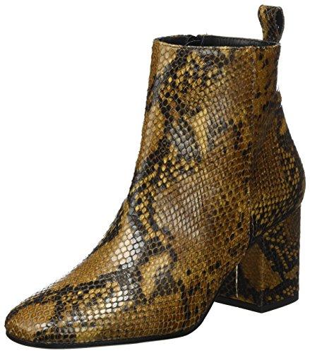 Snake Marrn Mujer brown Evelyn Copenhagen Gardenia Para Botas 4P77qw