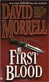 """""""First Blood"""" av David Morrell"""