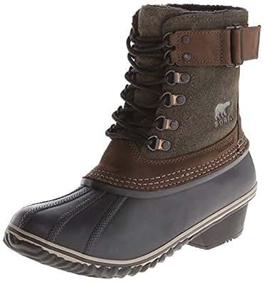 Amazon.com | Sorel Women's Winter Fancy Lace II Boot