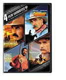 TV 4-Film Favorite Western Collection