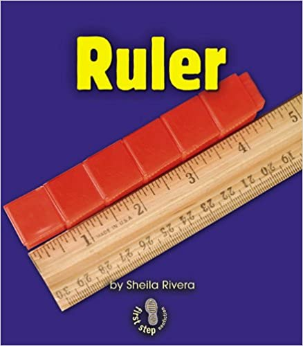 Ruler (First Step Nonfiction (Paperback))