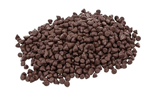 Callebaut 10,000 count/ Lb Semi-Sweet Chocolate Chips (Soft Bake) 45% Total Cocoa 26% Total Fat natural flavor Non GM 30 Lb by Callebaut