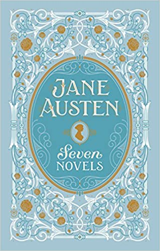 Image result for jane austen seven novels