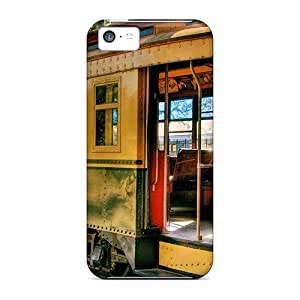 For Iphone 5c Protector Case Old Tramway Hdr Phone Cover