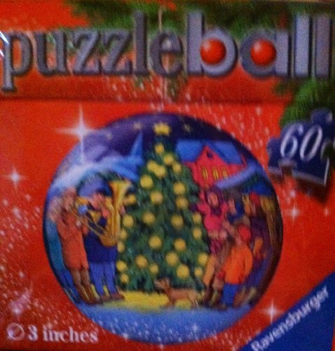 Ravensburger Puzzle Ball 60 Pieces (Images Vary)