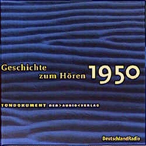 Geschichte zum Hören, Audio-CDs, 1950, 5 Audio-CDs