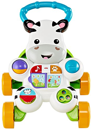 Fisher-Price Learn with Me Zebra Walker by Fisher-Price (Image #6)