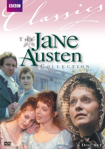 Jane Austen: The Complete Collection (DVD)]()