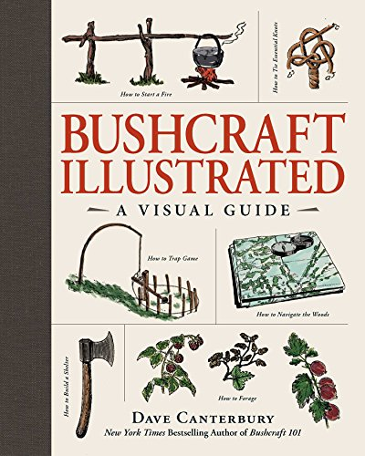 Pdf Outdoors Bushcraft Illustrated: A Visual Guide