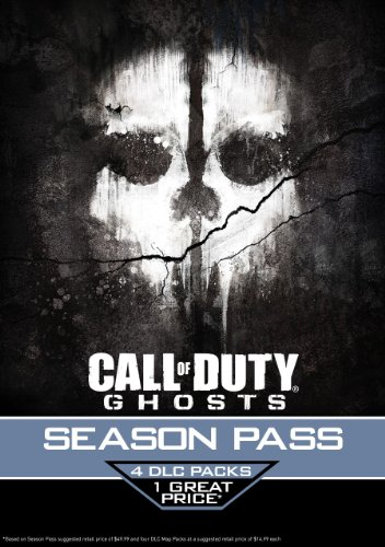 Call of Duty: Ghosts Season Pass [Online Game Code] (Best Videos Of Ghosts)