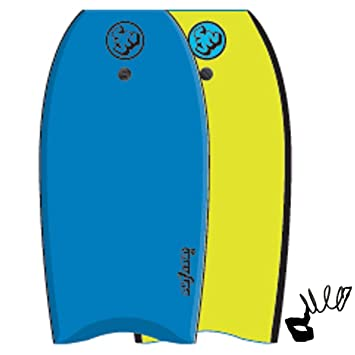 surfnsun bodyboard SIMILAR 41 Azul-Amarillo Tabla de surf: Amazon.es: Deportes y aire libre