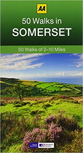 Somerset Walking Guidebook