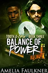 Balance of Power (Tooth and Claw Book 3)