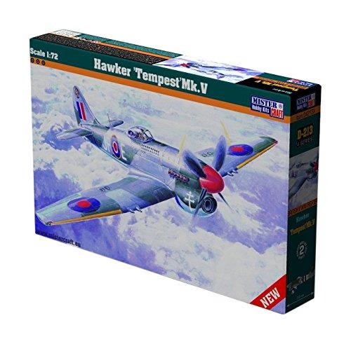V Kit MisterCraft 1 72//échelle mod/èle Hawker Tempest MK