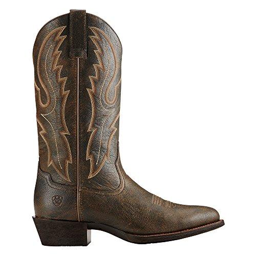 Ariat Heren Sport R Teen Western Cowboyboot Brooklyn Brown