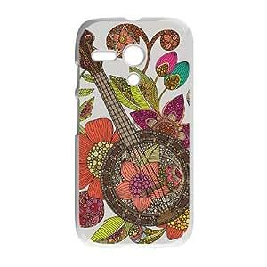 Motorola G Cell Phone Case White_Ever Banjo Aorii
